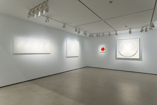 In the Matter of Color: Italian contemporary artists group exhibition, installation view