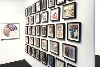 Spoke Art at Art on Paper New York 2018, installation view