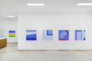 Karen Rifas PER FORMS, installation view