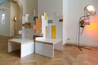 Season XV - Lionel Jadot & Serge Leblon, Les ignorants, installation view