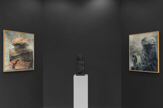 First Selection, installation view