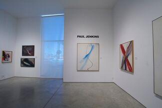 Paul Jenkins, installation view