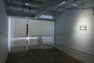Between Here & Now, installation view