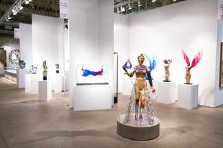 St Charles Fine Art Show, installation view