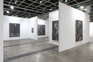 Stuart Shave Modern Art at Art Basel Hong Kong 2014, installation view