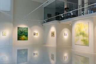 Sarah Biggs: Waiting for Rain, installation view