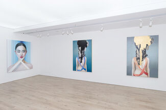 Ling Jian : Song of the Ancient Birds, installation view