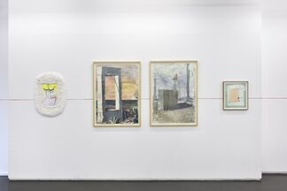 Galerie Maïa Muller at Paris Gallery Weekend 2020, installation view
