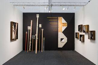 LAMB Arts at NADA New York 2016, installation view