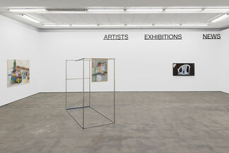 Verena Dengler, Florian Meisenberg, David Renggli, Gabriele de Santis: Why we expect more from technology and less from each other., installation view