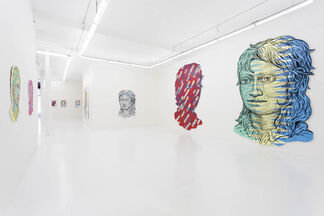 Stoic Youth, installation view