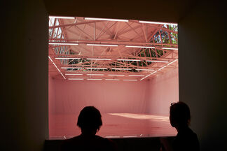 Swiss Pavilion, installation view