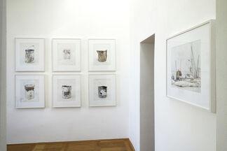 Albrecht Tübke, installation view