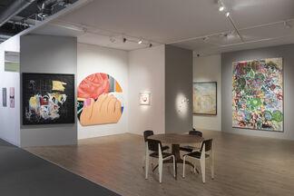 Edward Tyler Nahem Fine Art LLC at Art Basel 2018, installation view