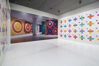 Form, Colour, Plane, installation view