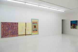Rochelle Feinstein, I'm With Her, installation view
