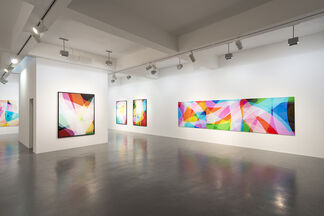 Niko Luoma, installation view