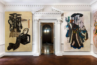Delirious Picasso, installation view