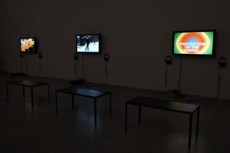 """Slater Bradley - """"The Abandonments"""", installation view"""