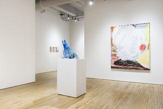 Painters Sculpting/Sculptors Painting, installation view