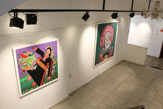 Long live women, installation view