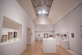 Joseph Cornell: Wanderlust, installation view