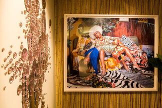 "Salotto ""Angela Missoni"", installation view"