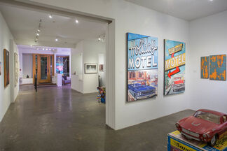 The Art of The Car, installation view