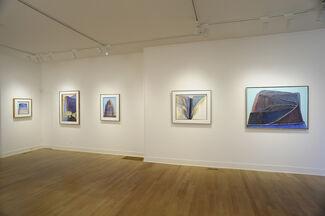 Wayne Thiebaud: Memory Mountains, installation view