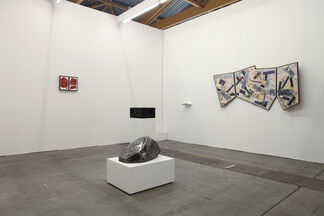Harlan Levey Projects at Art Brussels 2014, installation view
