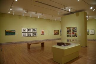 Wild West: Plains to the Pacific, installation view