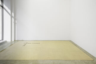 """""""Revenant: Don't Expect Anything"""" a séance mediated by Paolo Chiasera, installation view"""