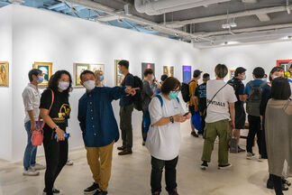 Here and Now, installation view