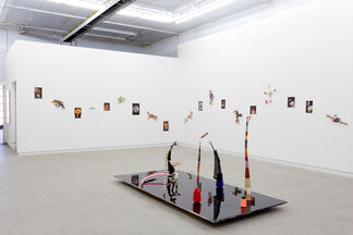 Caravansary Of Joy, installation view
