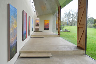 Peter Frie: PATH, installation view