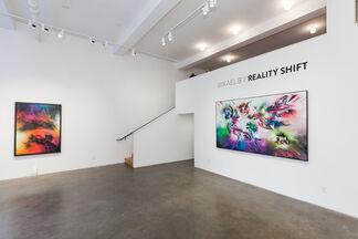 MIKAEL B: REALITY SHIFT, installation view