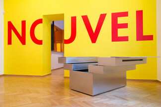 Jean Nouvel, installation view