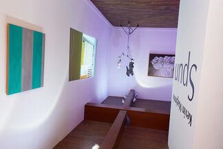 Kevin Maginnis: Spun, installation view