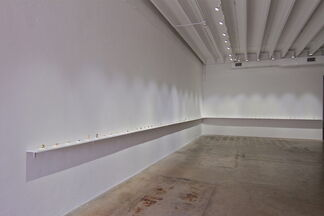 Three is a Magic number 8, installation view