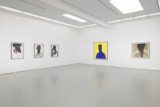 Amoako Boafo: I See Me, installation view
