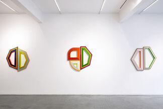 Beverley Fishman, installation view