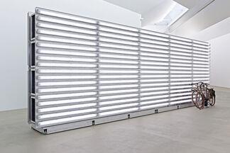 Reinhard Mucha, installation view