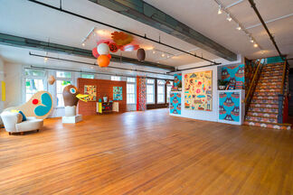 DabsMyla: Before & Further, installation view