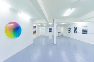 Dynamic Phenoma by Felipe Pantone, installation view