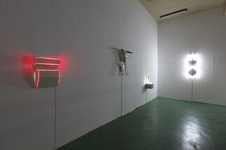 Atsuhiro Ito: V.R. Specter - visible sound, audible light, installation view