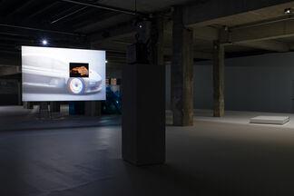 David Maljković, installation view