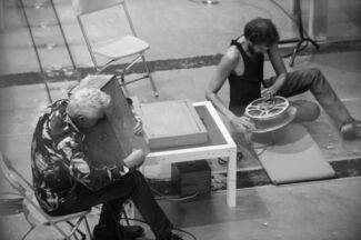 Infinite Ear. Tarek Atoui, Lendl Barcelos, Goda Budvytyte, Valentina Desideri, Myriam Lefkowitz, Alison O'Daniel, installation view