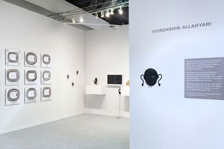 Upfor at The Armory Show 2018, installation view
