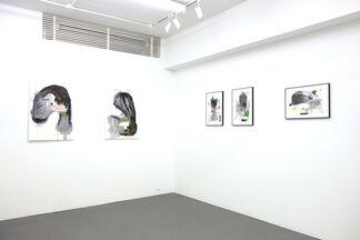 """Solo Show"" by Yuji Mizuta, installation view"