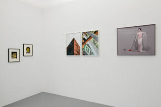 Body Building, installation view